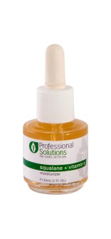 Professional Solutions Сквалан с витамином Е Squalane+Vitamin E Moisturizer, 30 мл