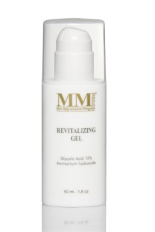 M&M System Revitalizing Gel (pH 4, 00)  Восстанавливающий гель, 50 мл