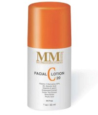 M&M System Facial Lotion vit. C 20% (pH 3,80) Лосьон-антиоксидант для лица с вит, 30 мл